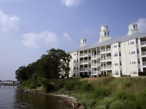 Exterior view of Villages Resort.