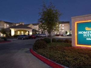 Exterior view of Homewood Suites by Hilton Plano Richardson.