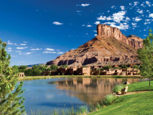 Resort View at Gateway Canyons Resort