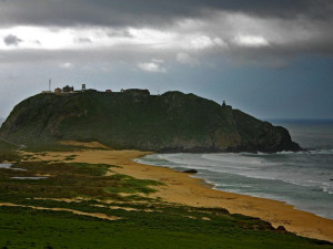 The Point Sur Lighthouse near The Tradewinds at Carmel-by-the-Sea..