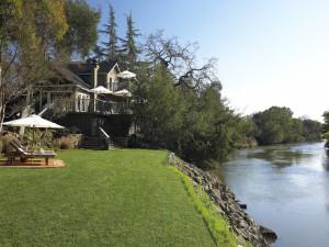 Exterior view of Milliken Creek Inn & Spa.