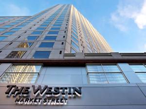 Exterior view of The Westin San Francisco Market Street.