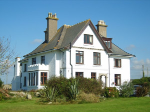 Exterior view of Boscean Country Hotel.