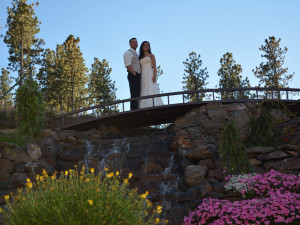 Wedding at Summer Creek Inn & Spa.