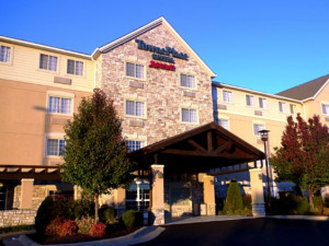 Exterior view of TownePlace Suites Joplin.