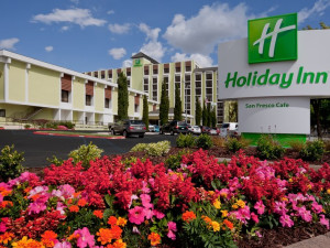 Exterior view of Holiday Inn San Jose.