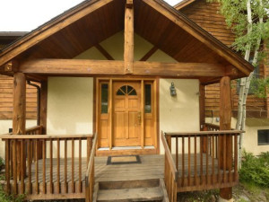 Vacation rental exterior at SkyRun Vacation Rentals - Summit County, Colorado.