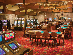 Casino at Hyatt Regency