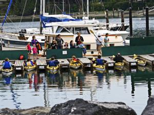 Fishing at Snug Harbor Marina Resort.