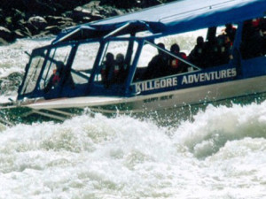 Boat Trips at Hells Canyon Jet Boat Trips