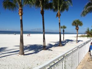 Beach View of Best Western Beach Resort Hotel