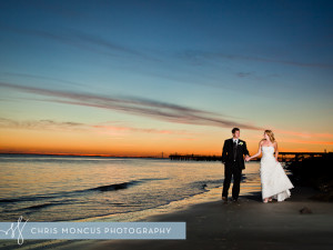 Beach weddings at Hodnett Cooper.