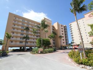 Vacation rental property at Tri Power Resort Rentals.