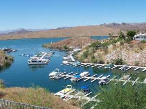 Outer Harbor at Havasu Springs Resort.