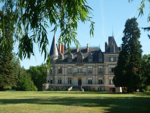 Exterior view of Chateau du Boisrenault.