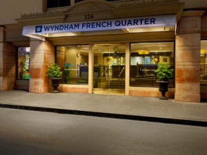 Exterior View of Wyndham New Orleans French Quarter