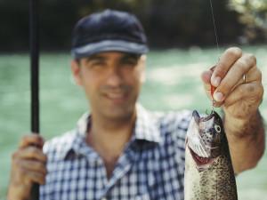 Fishing at ACE Adventure Resort.