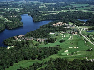 Arial View of  Eagle Ridge Resort