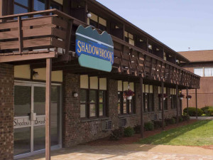 Exterior of Shadowbrook Inn & Resort