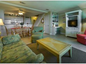 Guest villa at Villas by the Sea Resort & Conference Center.