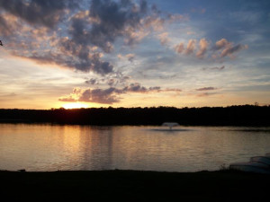 The Lake at Otter Lake Camp Resort