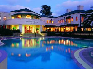 Exterior view of Joondalup Resort.