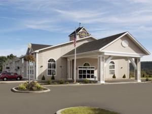 Exterior View of Best Western Plus Cooperstown Inn & Suites
