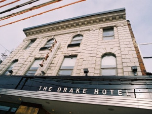 Welcome to the Drake Hotel