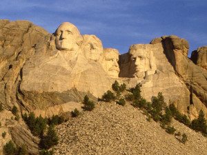 Mount Rushmore near Rushmore Express Inn & Family Suites.