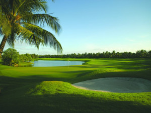 Golf courses near Tropical Escape Vacation Homes.