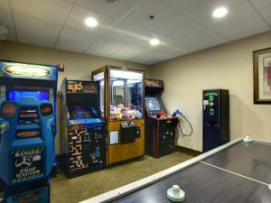 Game Room at Holiday Inn Express