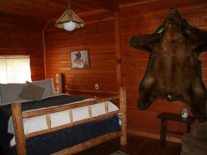 King Bed at Bear Creek Ranch