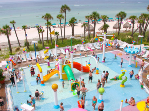 Kids pool at Holiday Inn Resort.