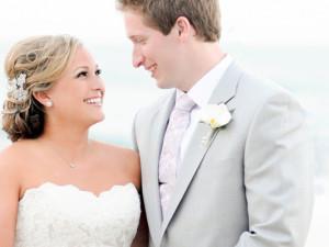 Weddings at Compass Cove Resort.