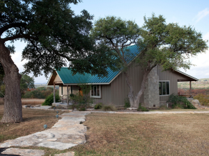 Exterior view of Joshua Creek Ranch.