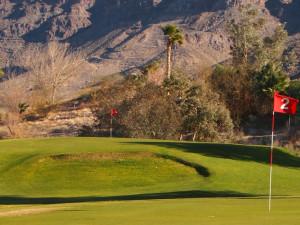 Golf course at Havasu Springs Resort.