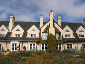 Exterior view of Seal Cove Inn.