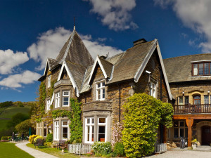 Exterior at Holbeck Ghyll Country House Hotel.