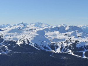Mountains at Whistler Premier Resort.