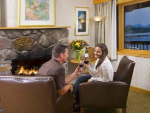 Romantic getaways at Golden Arrow Lakeside Resort.