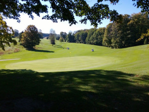 Elmbrook golf course near Bayshore Resort.