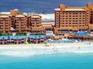 Exterior View of Barcelo Tucancun Beach