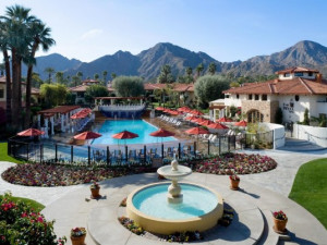 Outdoor pool at MiraMonte Resort & Spa.