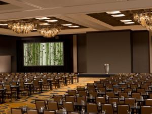 Meeting room at La Cantera Hill Country Resort.