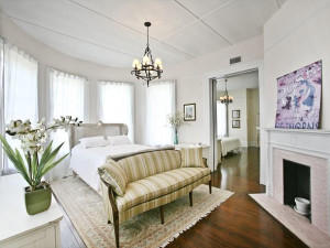 Rental bedroom at The House Company.