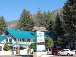 Exterior View of Tahoe Chalet Inn-Lake Tahoe Hotel