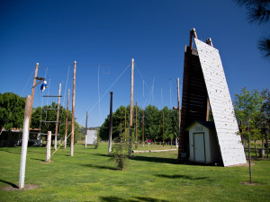 Adventure Ropes Course at Wonder Valley Ranch