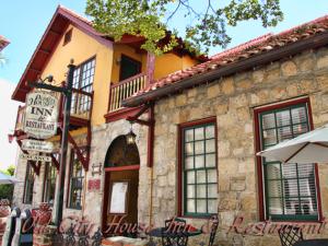 Exterior view of Old City House Inn & Restaurant.