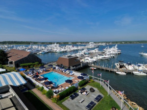 Marina at Montauk Yacht Club Resort & Marina.