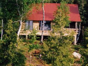 Cabin at Anishinabi Lodge